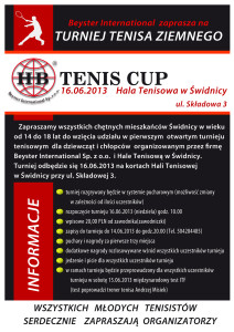 tenniscup